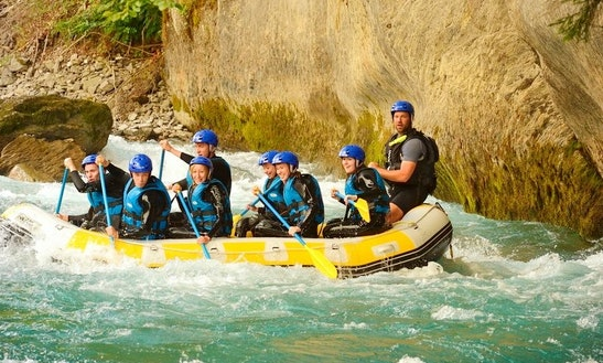 Whitewater Rafting Trips In Samoëns