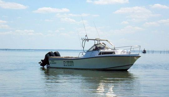 'pelican' Deep Sea Fishing Charter In Lège-cap-ferret
