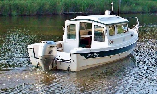 22' C - Dory Boat In Washington