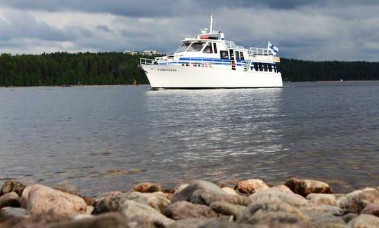 Passenger Ship Rental In Rauha