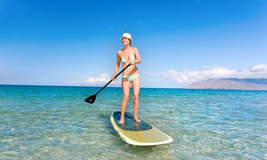 Stand Up Paddleboard Lessons In Encinitas