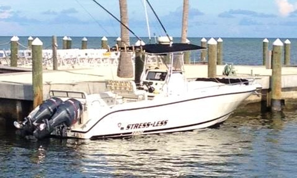 Enjoy fishing in cape coral florida with captain chris for Cape coral fishing charters