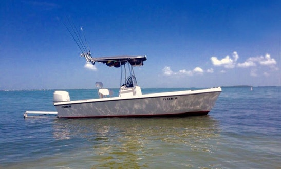 Charter 'desperado' Boat Fishing & Eco Tours In Fort Myers, Florida