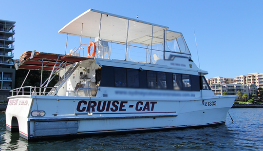 Best Party Boat Hire On Sydney Harbour