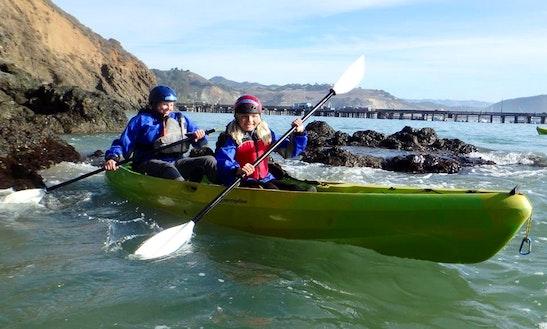 Double Kayak Rental & Classes In Avila Beach