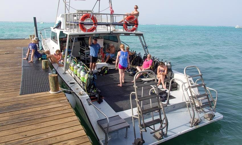 Boat Diving Trips & Classes in Sparks, Maryland