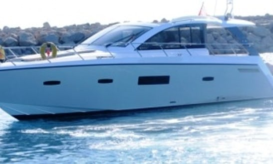 Sealine Sc42 Motor Yacht Charter In Portals Nous, Spain