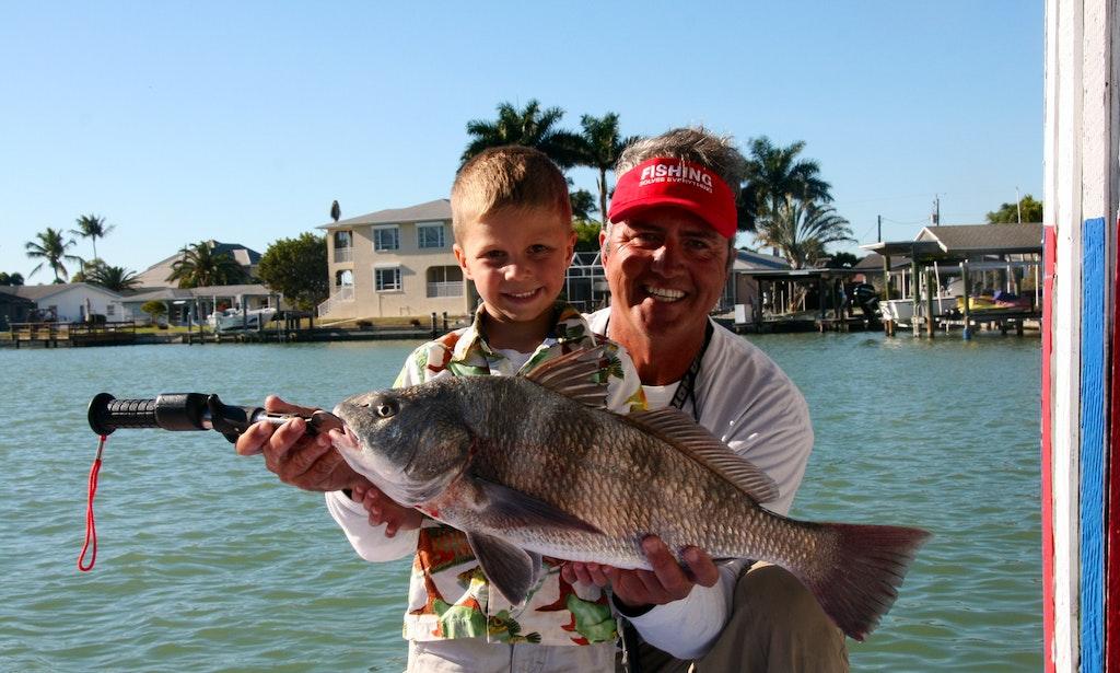 Enjoy center console fishing trips in marco island for Fishing charters marco island fl