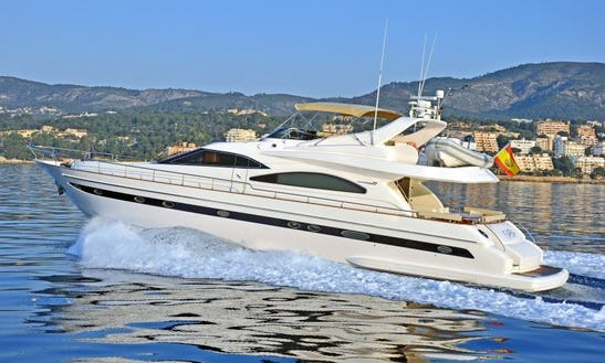 Astondoa 72 Motor Yacht Charter In Palma