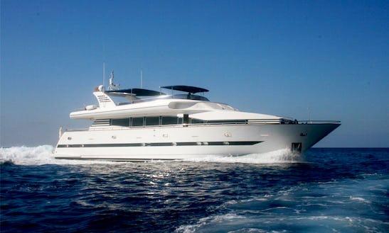 Elegance 95 Motor Yacht Charter In Palma