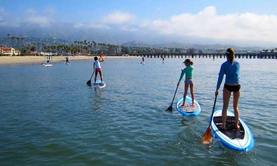 Sup Rentals And Lesson In Santa Barbara