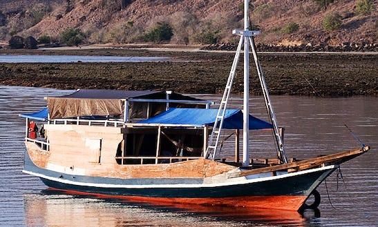 Komodo Dragon Rinca Adventure Tour Boat In Bali