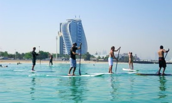Paddleboard Rental In Dubai, United Arab Emirates