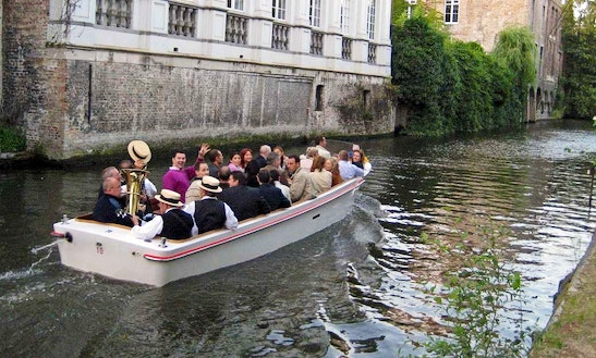 Electric Boat Tours In Gent