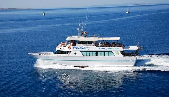 Island Boat Excursion In Croatia