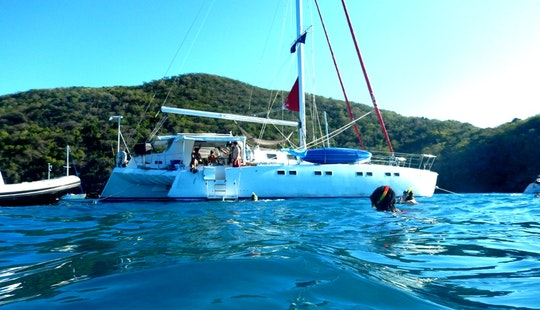 Trimaran Rental In U.s. Virgin Islands  British Virgin Islands Bvi