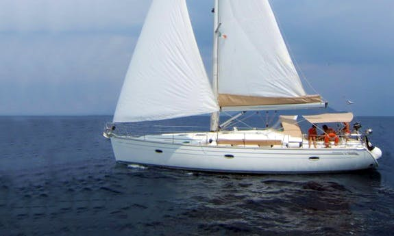 'Why Not 7' Bavaria 46 Holiday Charter in Imola