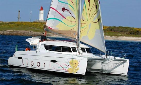Charter Lipari 41 Catamaran In La Rochelle