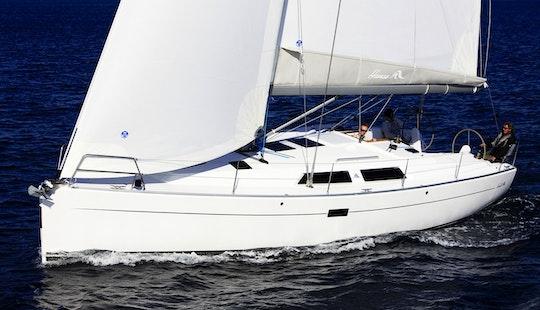 Charter Hanse 400 Sailing Yacht In La Rochelle
