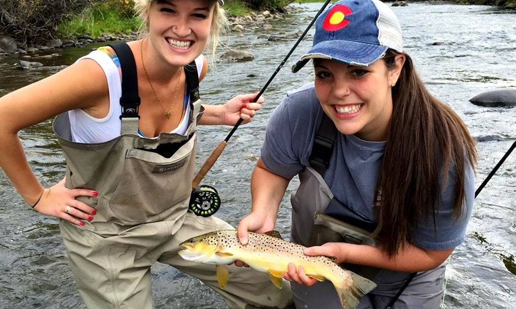 Guided fly fishing trip in steamboat springs getmyboat for Colorado springs fishing