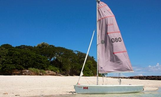 Beach Monohulls Rental In Saboga, Panama