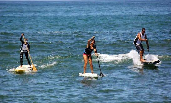 Stand Up Paddleboard Rental In Ensenada Estero Beach Hotel