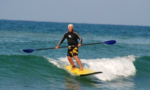 SUP Board Rental And Lesson In Tel Aviv-Yafo