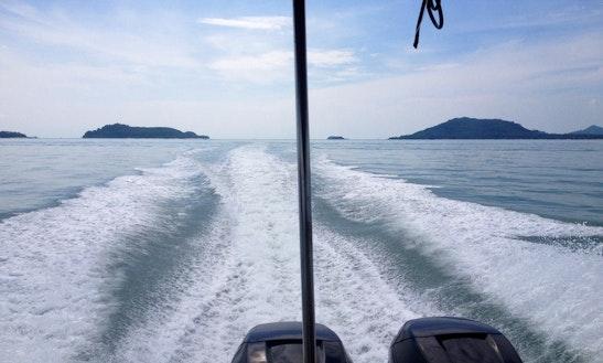 Passenger Boat Rental In Tambon Pa Klok