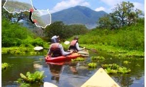 Kayak Rental in Rivas, Nicaragua