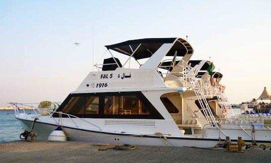 Dive Boat In Jeddah