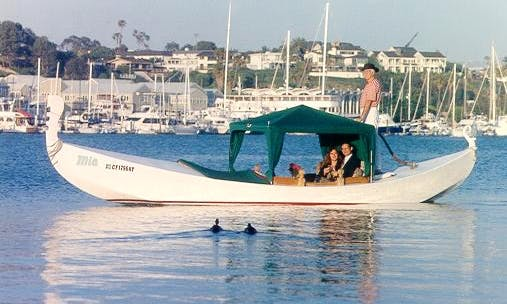 Romantic Gondola Cruises In Newport Beach
