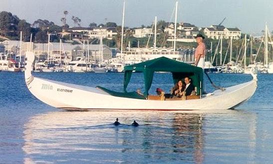 Romantic Gondola Cruises In Newport Beach