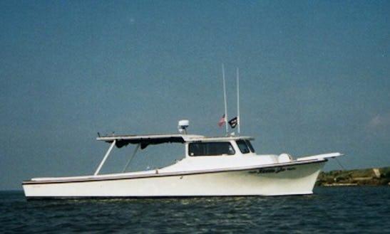 Head Boat Fishing Trips In Hanover, Maryland