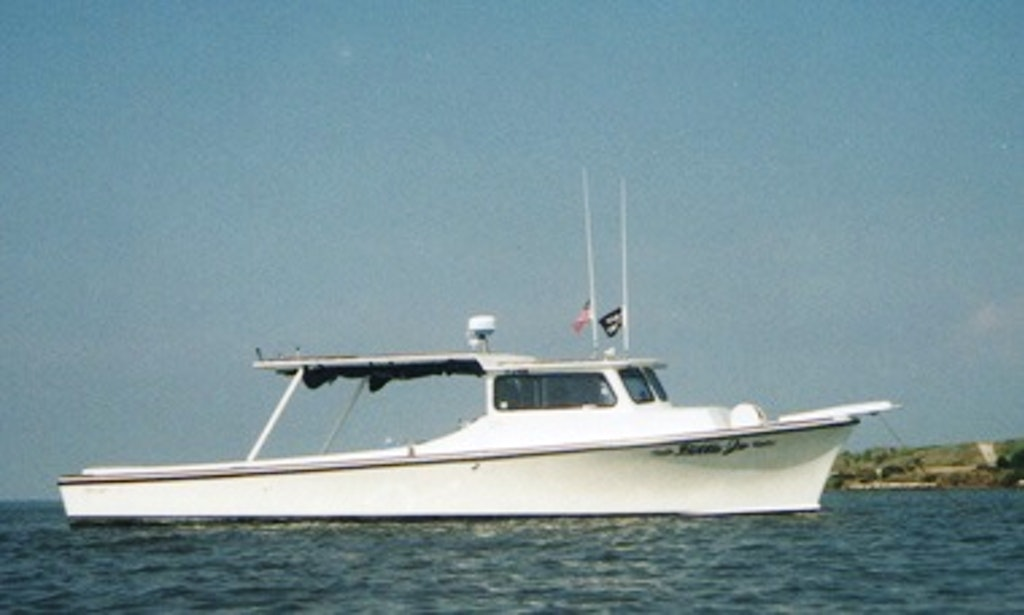 Head boat fishing trips in hanover maryland getmyboat for Annapolis fishing charters