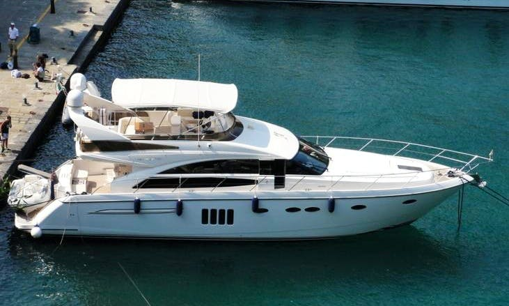 Princess 415 Flybridge  in Gzira
