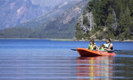 Kayak Rental In Bariloche, Argentina