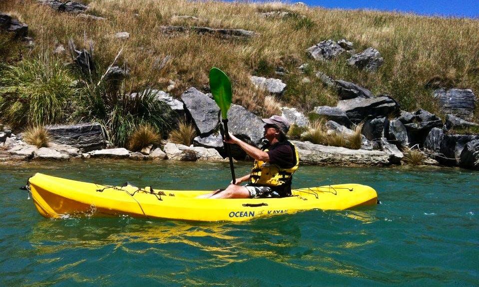 Single Kayak Rental & Excursions in Raglan, New Zealand