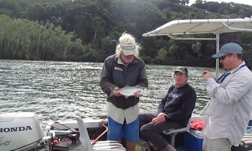 'Edgetracker' Boat Fishing Charter in Queensland