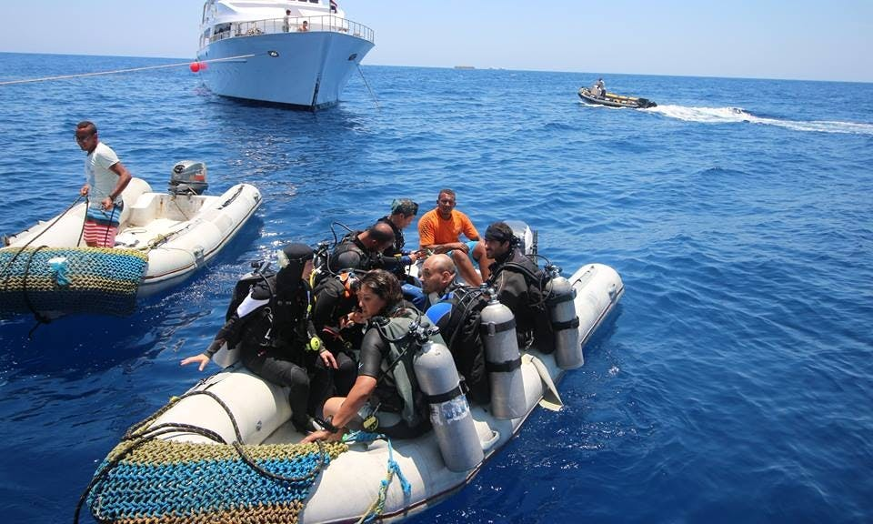 Scuba Diving Trips & Courses Availabale In Dahab, Egypt