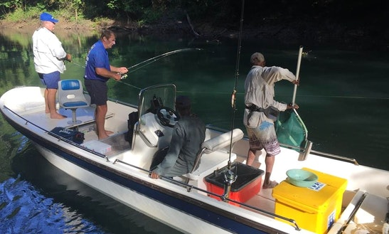 Exciting 4 Nights Fishing Adventure For 3 Person In Papua New Guinea