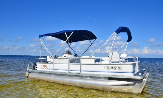 21' Private Trip Boat In Saint James City