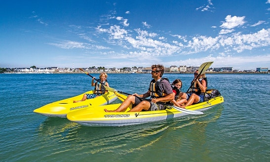 Guided Kayak Tours In Broadstairs