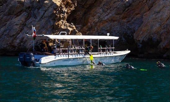 Dive Boat In Muscat