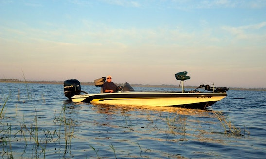 Guided Fishing Trips In Okeechobee