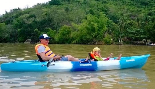 Kayak Boat  In Tp. Nha Trang