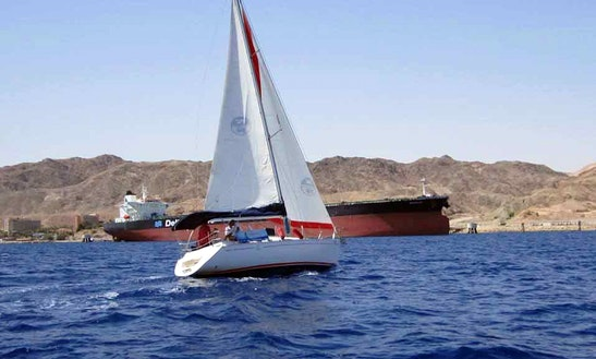 'ocean Master' Dufour-35 Sailin Monohull Charter In Eilat