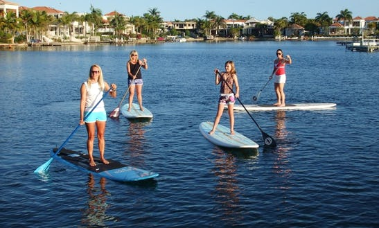 Stand Up Paddleboard Hire And Lessons In Noosaville