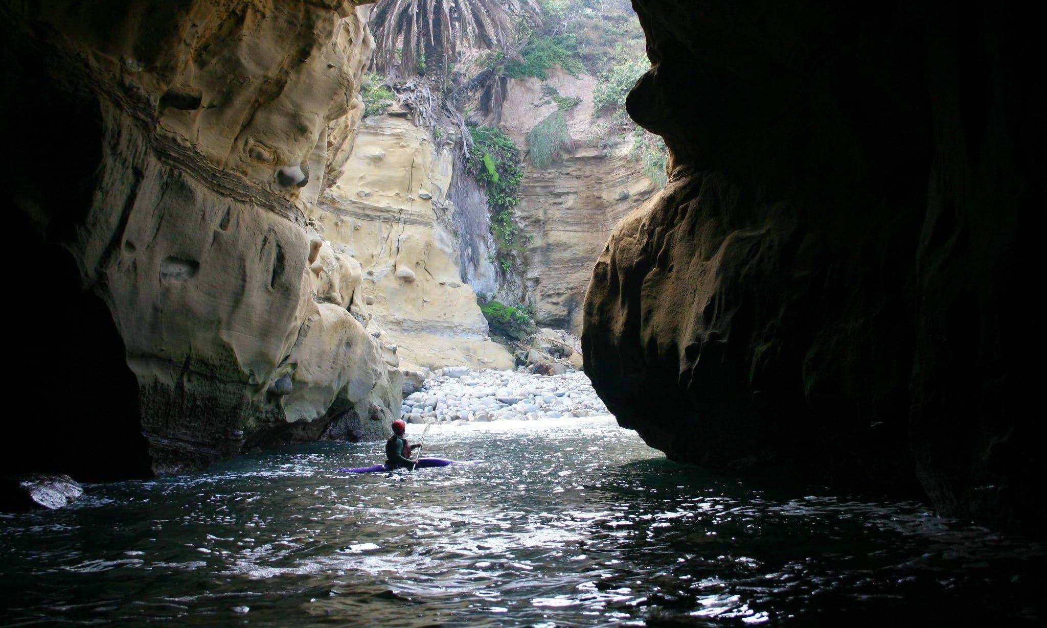 Single Malibu Kayak Rental and Tours in Eureka
