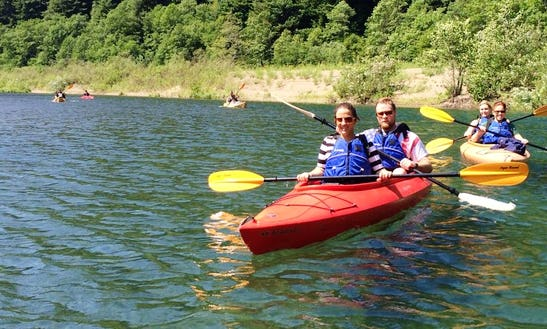 Double Malibu Kayak Rental And Tours In Eureka