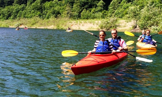 Double Malibu Kayak Rental & Tours In Eureka